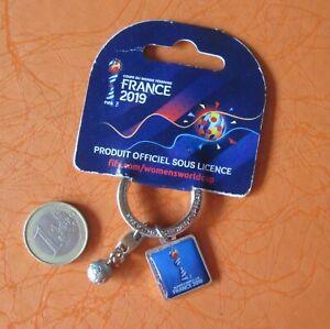 2019 France FIFA Keyring Women's World Cup Keychain Ball
