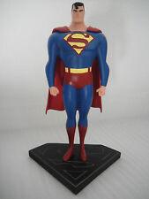 "WARNER BROS SUPERMAN MAQUETTE 12"" #2406/2500 STATUE MIB DC DIRECT Figurine TOY"