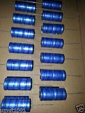2pcs NEW BC PHILIPS 043 33UF 450V 18x38mm L. Life HI_END AXIAL CAP FOR AUDIO !