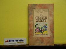 L 4.622 LIBRO IL GRANDE GATSBY DI FRANCIS SCOTT FITZGERALD 1982