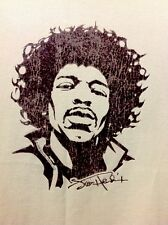Jimmy Hendrix T-Shirt Distressed Tennessee River Brown Size XL 100% Cotton