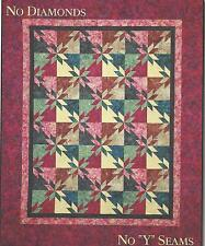Hunter's Star Simplified quilt pattern by Debby Maddy of Calico Carriage Quilts