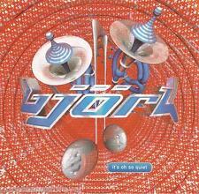 BJORK - It's Oh So Quiet (UK 4 Track CD Single Pt 1)