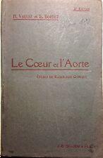 VAQUEZ, HENRI & BORDET, E.LE COEUR ET L'AORTE: ETUDES DE RADIOLOGIE CLINIQUE.