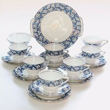 Coalport Art Deco Tea Set