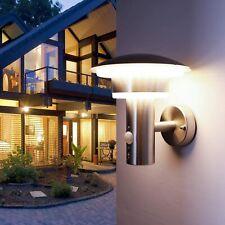 NBHANYUAN Lighting® LED Außenlampe mit Bewegungsmelder und Dämmerungsschalter Au