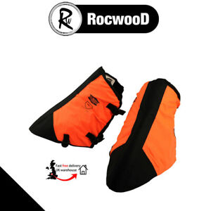 Solidur Chainsaw foot protection gaiters