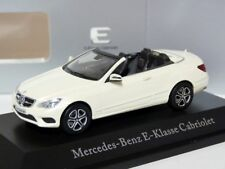 Mercedes-benz clase e convertible diamante blanco w212 a partir de Facelift 2013 1//43 Kyosho...