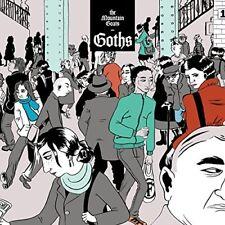 The Mountain Goats Goths Album Ltd Coloured Vinyl 3lp in Stock