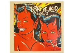 lords of Acid Poster Flat Coop The VooDoo