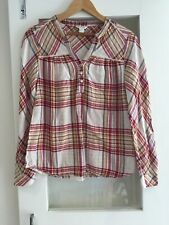 Monsoon Cotton  Striped Summer Blouse 10