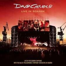 David Gilmour - Live In Gdansk NEW CD