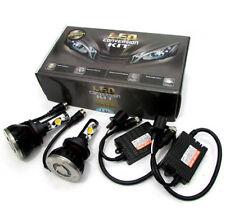 9004 CREE HID SMD COB LED Low/Hi Beam Headlight Light Bulb 6500K 2200LM 30W PAIR