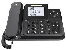 Doro Comfort 4005 DECT GAP À Cordon Téléphone Avec Répondeur noir