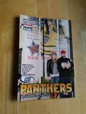 2013/14 Nottingham Panthers V Cardiff Devils & Belfast Giants Ice Hockey
