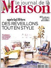 LE JOURNAL DE LA MAISON. N° 488. JE BOOSTE MA SALLE DE BAIN. BELLE VAISSELLE