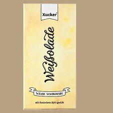 wei�Ÿe Xylit Schokolade 100g, ohne Zucker, Wei�Ÿolade, Xucker, Xylitol, weisse