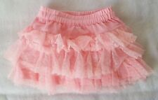 Baby & Toddler Clothing Girls' Clothing (newborn-5t) Jupe Tulle Doublée Fille 2 Ans 24 Mois Dpam Vêtement Bébé