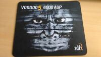 3dfx Voodoo 5 6000 mouse pad collectible rare