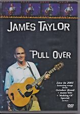 James Taylor - Pull Over (2001) DVD Live in 2001  (Region 1/3/4/5/6)