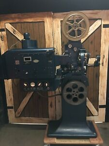 Fedi 35mm Film Projector,HID Lamp,Stereo Conversion,plug/play,converted 4 Home