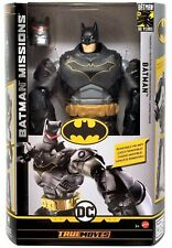 Batman Gck65 Missions in Thrasher Batsuit 12 Inch Scale Figure With Removable C