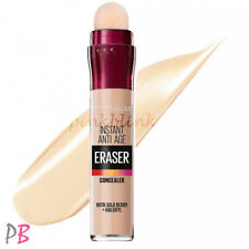 Maybelline Instant Anti-Age Eraser Concealer Eye Perfect Cover Under Eye SEALED