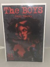 First Issue Lot Of The Boys Dear Becky, Nailbiter, Doctor Aphra & More