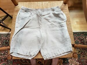 J. Jill 100% linen shorts large