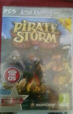 Pirate Storm Death Or Glory New Sealed Free Postage P.C.Game =online only