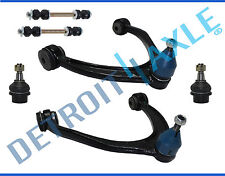 2007-2015 Chevy Silverado Sierra 1500 Control arm Ball joints Sway bar links 6pc