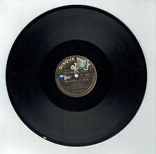 78T SAPHIR M. MARCELLY Disque Phono MA CHERIE SI JOLIE Chanté PATHE 4694 RARE