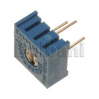 5pcs 3386P-1-502LF Bourns Trimpot Cermet Trimmer POT 1 Turn .5W 5K
