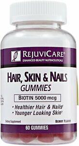Hair Skin & Nails Gummies by Windmill Health Products, 60 gummies