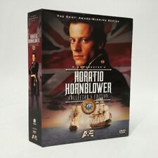 Horatio Hornblower: Collector's Edition DVDs vg+