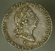 Hannover Silver 2/3 Thaler 1814-C  AU   A2081