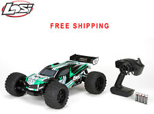 TEAM LOSI 1/10 TEN-MT 4WD Brushless RTR with AVC, Green LOS03006T2 FREE SHIPPING
