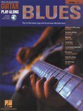 Blues Guitar Play-Along Volume 7 TAB Music Book & Backing Tracks Audio B B King