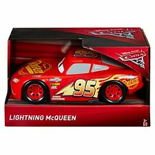 Cars 3 Lightning McQueen 10 Inch Car Ages 3+ New Toy Mattel Boys Girls Play Race