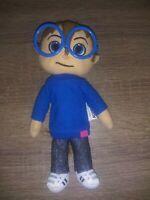 "9"" Alvin And The Chipmunks ""Simon"" Blue Plush Soft Stuffed Doll Toy"
