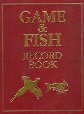 Game and Fish Record Book by Quiller Publishing Ltd (Hardback, 2010)