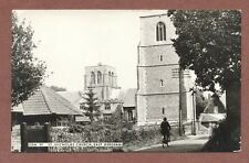 St Nicholas Church East Dereham RP 1970, Ms Bennett Bela Terrace Endmoor  RK1008