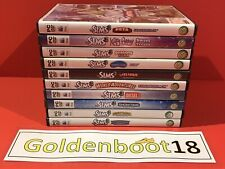 PC DVD ROM SIMS 3 EXPANSION PACK BUNDLE PETS SEASONS SHOWTIME LATE NIGHT DIESEL
