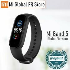 Xiaomi Mi band 5 Global Version Bracelet Smart Watch Tracker montre intelligente