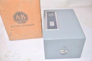 NEW Allen Bradley 500LAD9Y Lighting Contactor Box