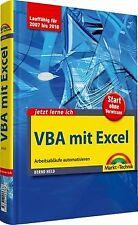 VBA mit Excel: Arbeitsabläufe automatisieren (jetzt... | Buch | Zustand sehr gut