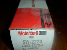 New NOS E9SZ9278A SW2220 Oil Pressure Switch Sending Unit 1989 Ford Thunderbird