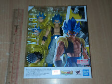 **Bandai SH Figuarts(SHF) DragonBall Super Movie Broly God SS SSGSS Gogeta