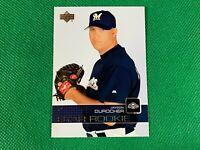 2003 Upper Deck #16 Jayson Durocher Star Rookie Milwaukee Brewers