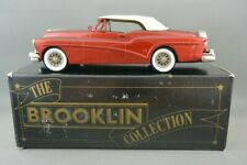 BROOKLIN BRK 20a 1963 Buick Skylark Convertible (Red), SHIPS FROM US